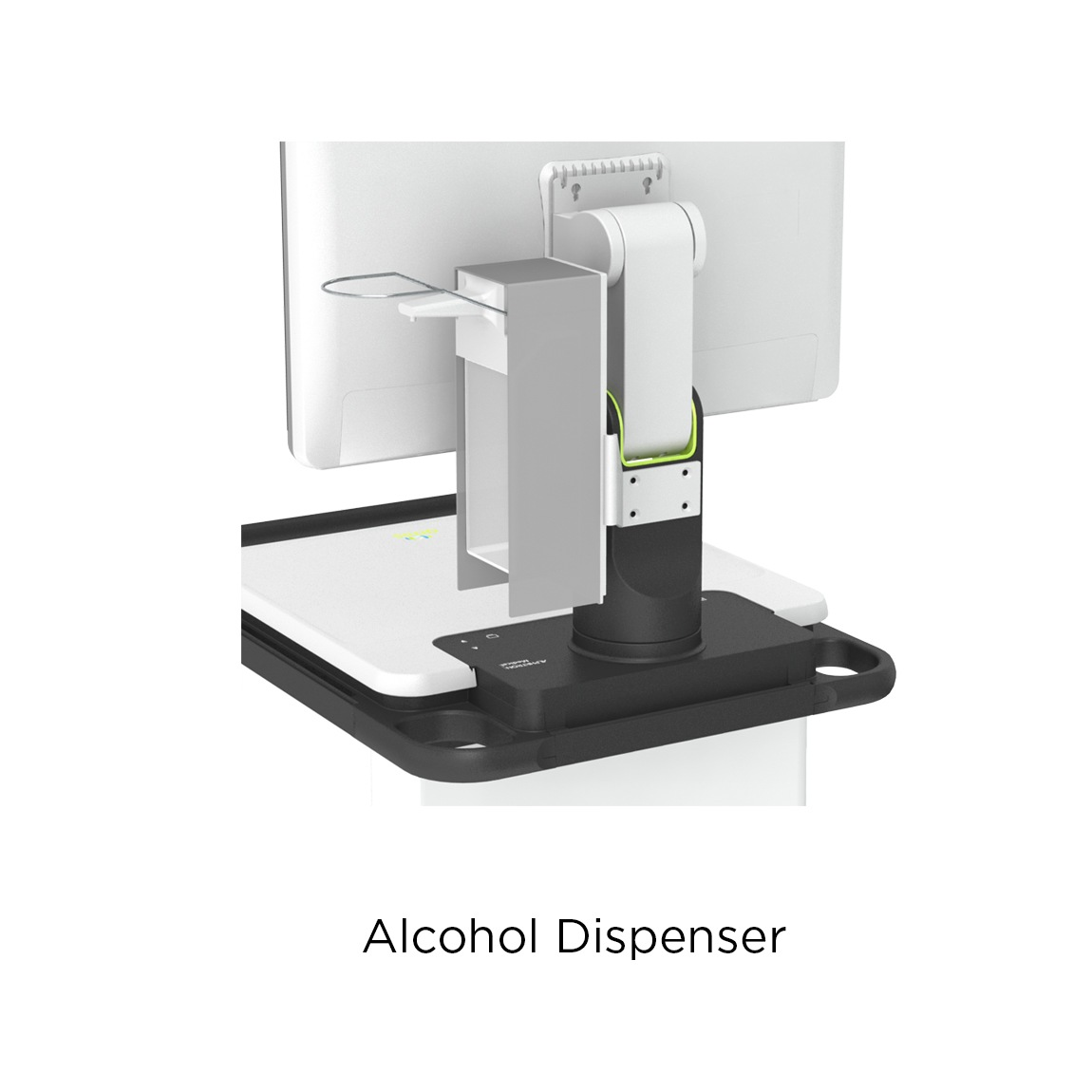 Alcohol Dispenser