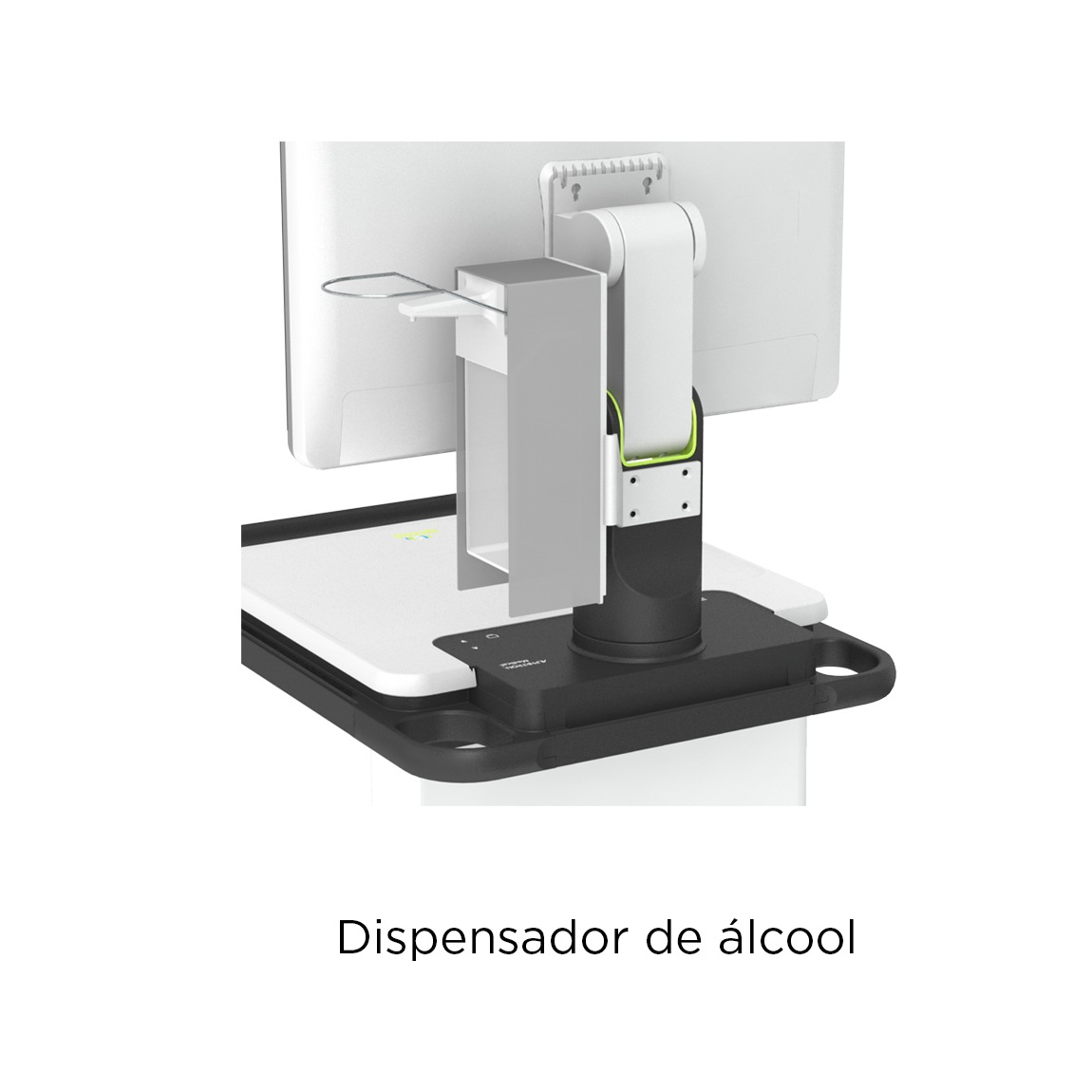 Alcohol Dispenser
