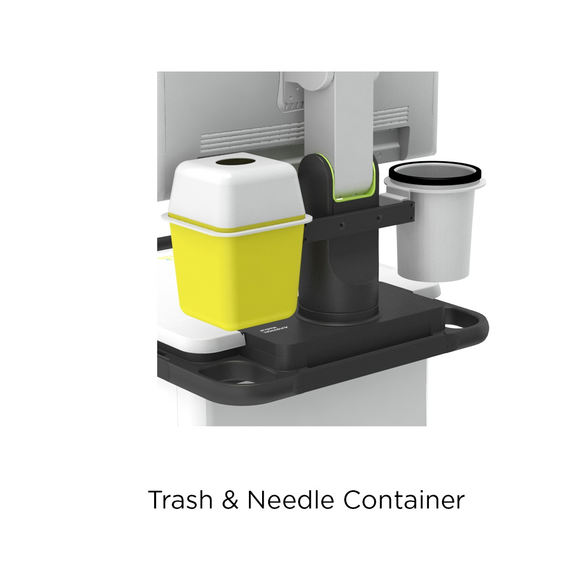 Trash & Needle Container